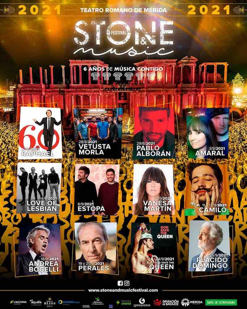 Stone & Music Festival 2021 - Robe
