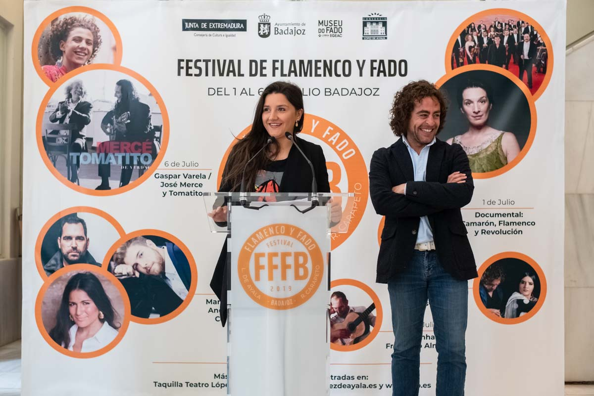 Fuensanta Blanco y Andrés Malpica